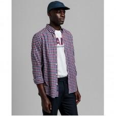 GANT Regular Fit Tech Prep™ Micro Tartan Twill Shirt